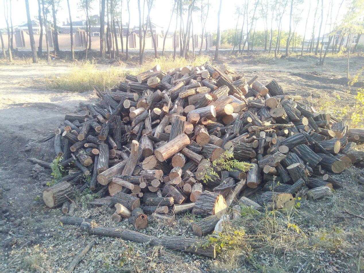 дрова купить ростов на дону